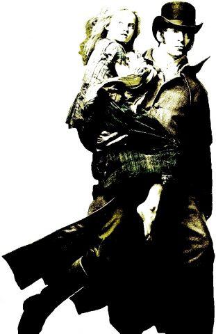 Jean-Valjean-e-Cosette
